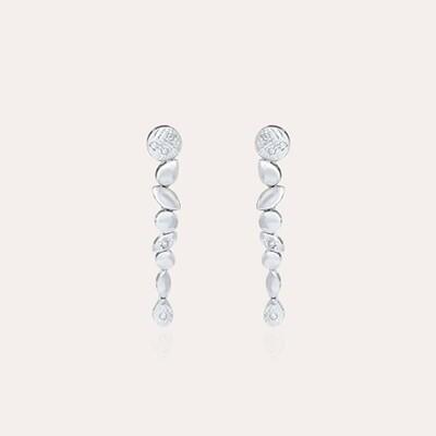 Bridal Earrings White Gold
