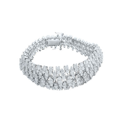 Bridal Diamonds Bracelet