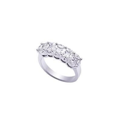 Bridal Alliance Ring with Diamond