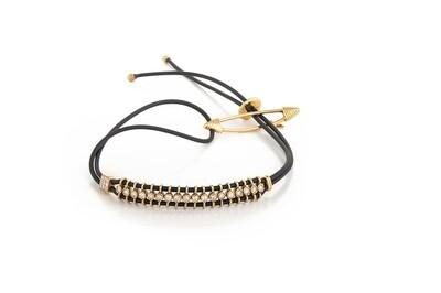 Men Bracelet Gold & Diamond