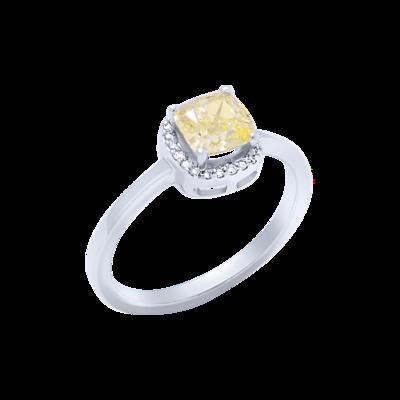 Eternal Ring Diamond & Fancy