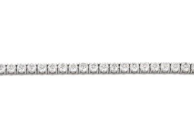 Wedding Tennis Bracelet Diamonds