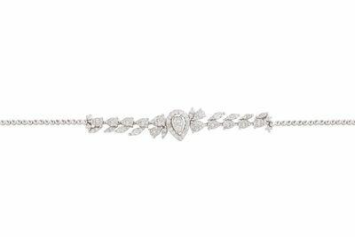 Diamond Wedding Bracelet