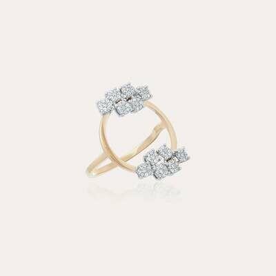 Eternal Ring Gold & Diamond
