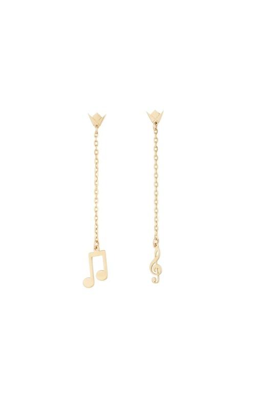 Eternal Gold Earrings