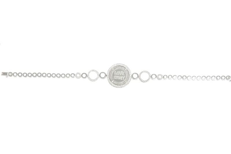 Love Story Diamond Bracelet