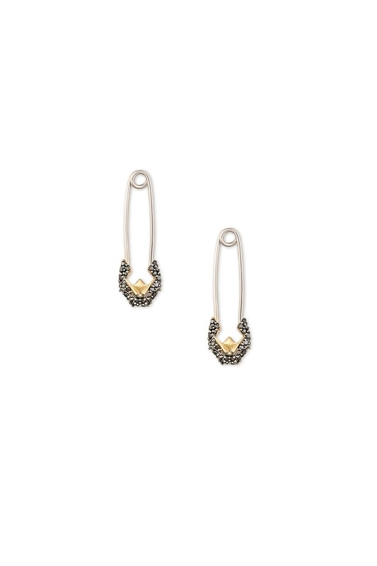 Tribute Fancy Diamond Earrings