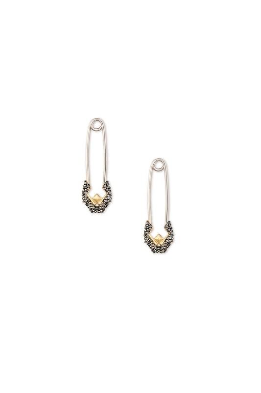 Tribute Fancy Diamond Earrings