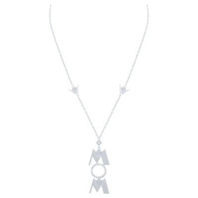 MOM Diamond Necklace