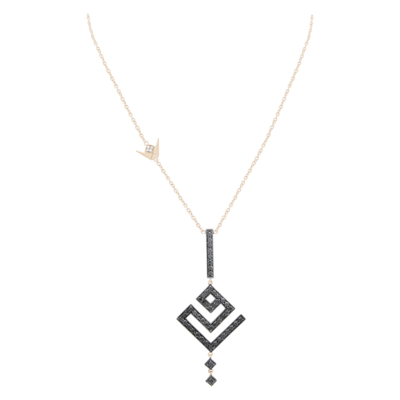 Necklace Fancy Diamond For Mother's Day
