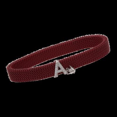Eternal Diamond Bracelet with Stainless Steel
