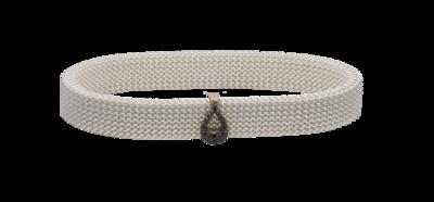 Eternal Bracelet Stainless with Fancy Diamond