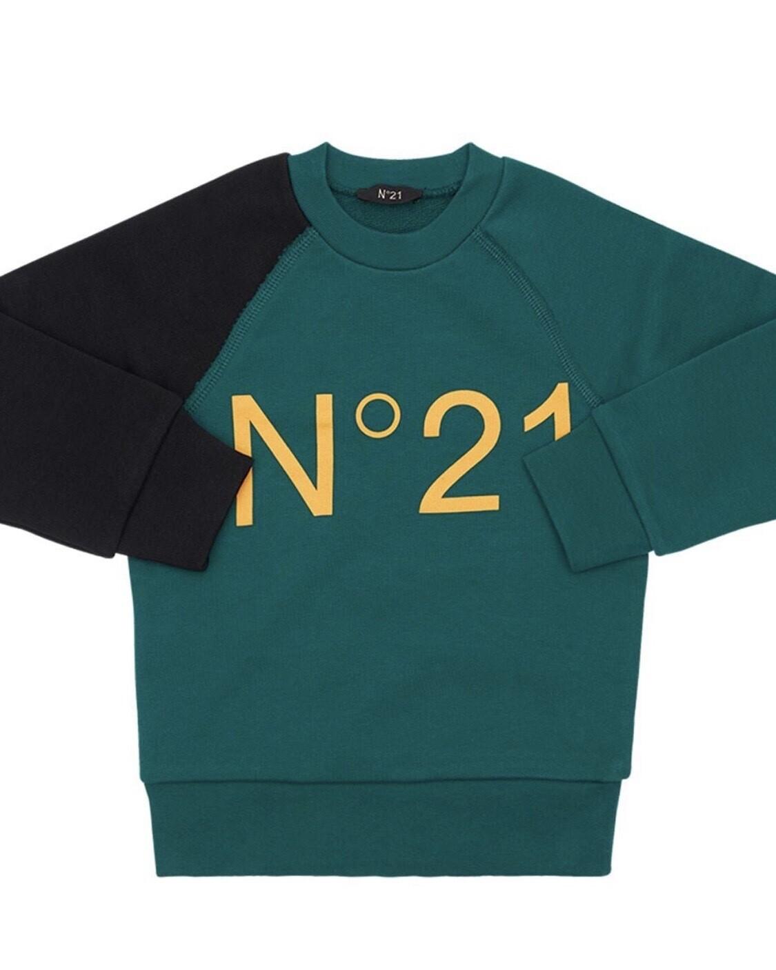 N°21 Logo Print Sweatshirt