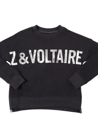 ZADIG&VOLTAIRE Zip Sweatshirt