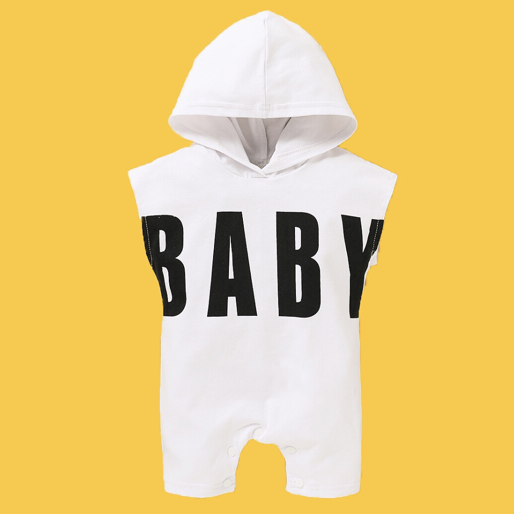 The Cool Baby Romper