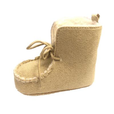 Foldable Fur Shoes