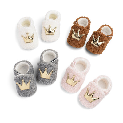 Crown Baby Shoes
