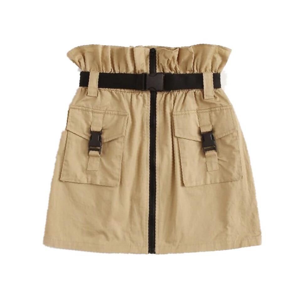 Buckle Skirt