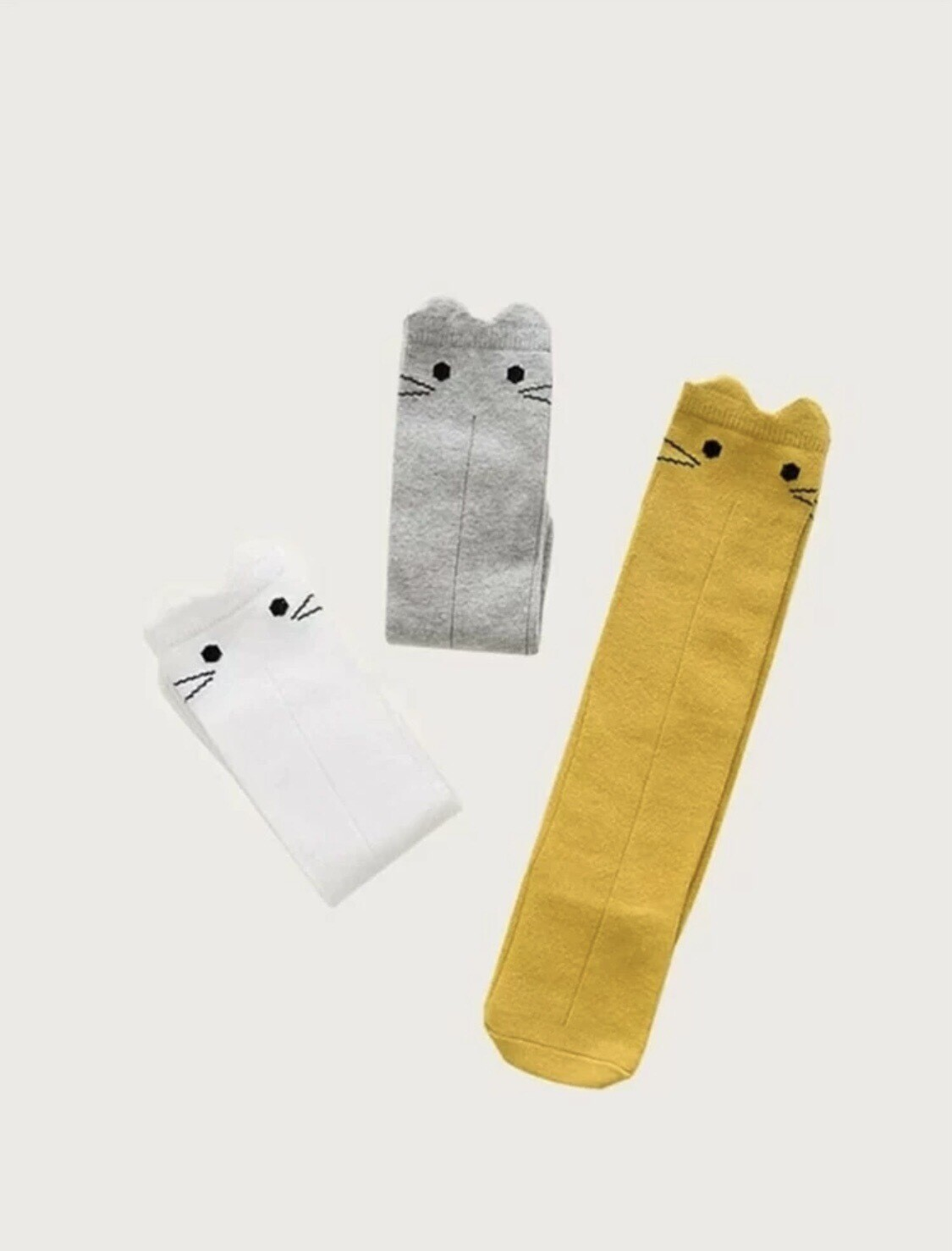 Cat Knee Socks