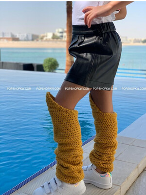 Handmade Leg & Sleeves Warmers