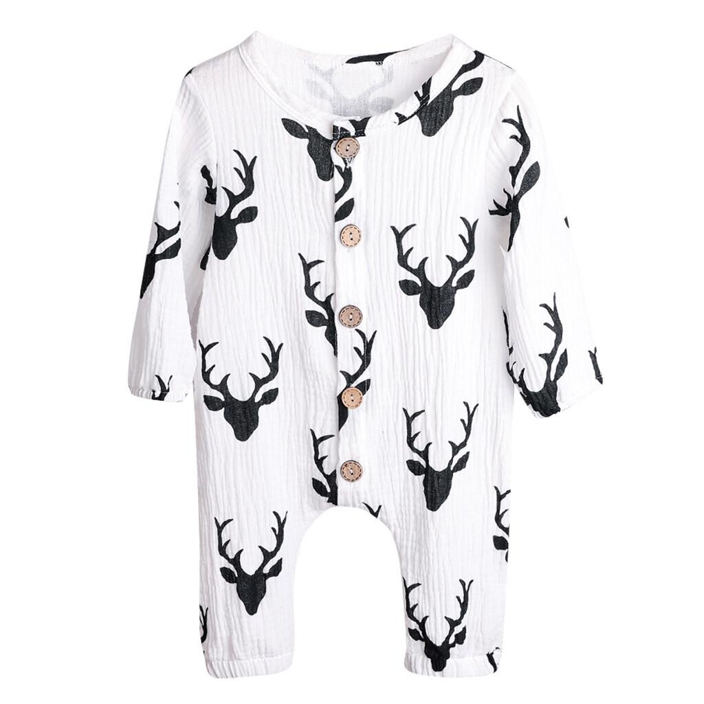 My Deer Romper