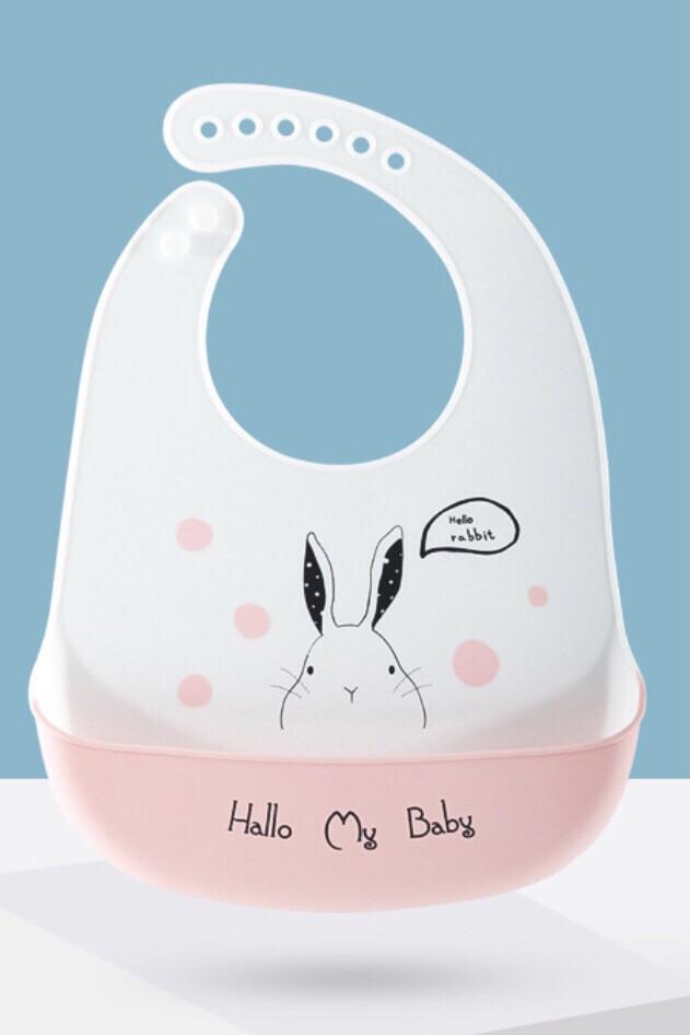 Baby Silicone Bib