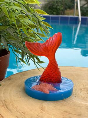 Little Mermaid Organic Soap