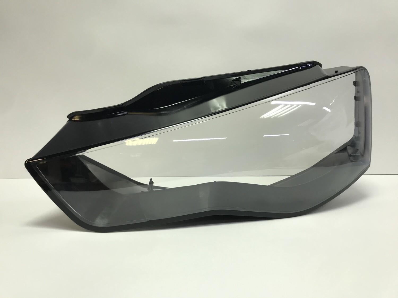 Левое стекло фары на AUDI A5 рестайлинг (2012-2016)