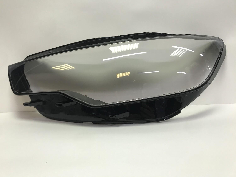 Левое стекло фары на AUDI A6 C7 (2011-2014)