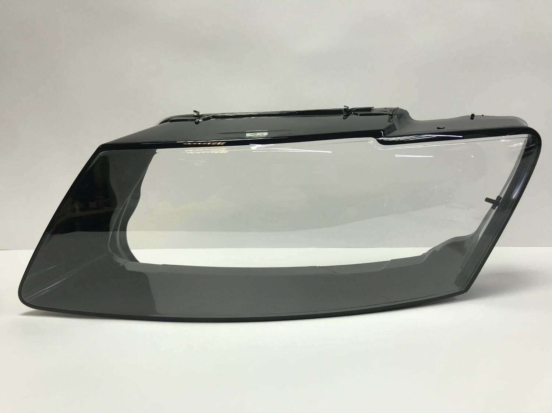 Левое стекло фары на AUDI A8 D4 4H рестайлинг (2013-2017)