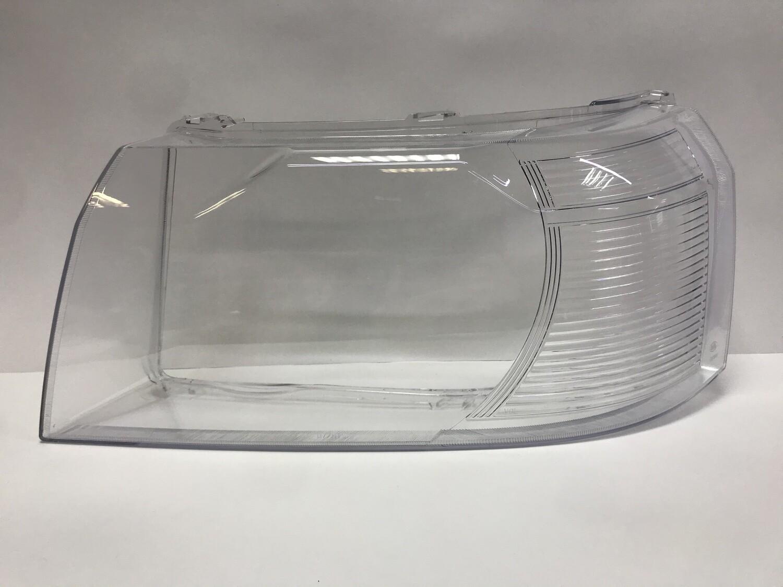 Левое стекло фары на Land Rover FREELANDER 2 (2006-2012)