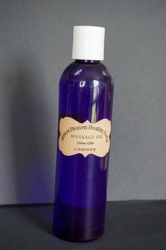 CBD Massage Oil
