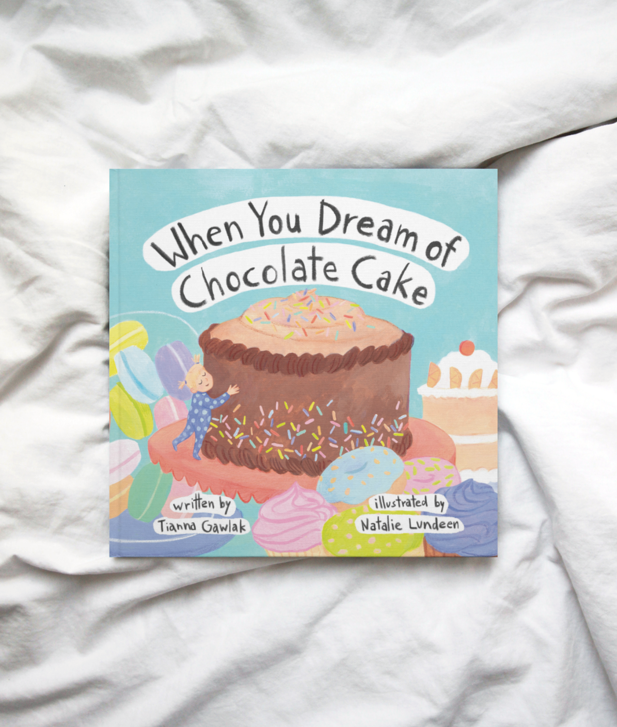 When You Dream of Chocolate Cake