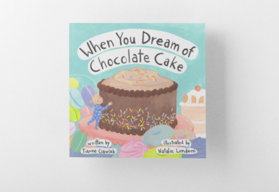 When You Dream of Chocolate Cake (paperback)