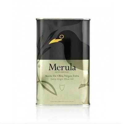 Huile d'olive extra vierge, 0,5l Merula