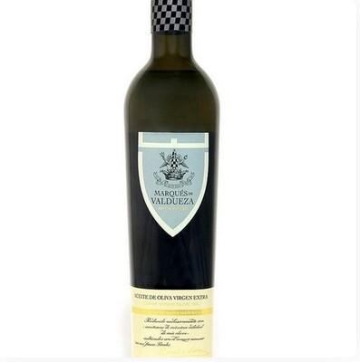 Huile d'olive extra vierge, 0,5l Marqués de Valdueza