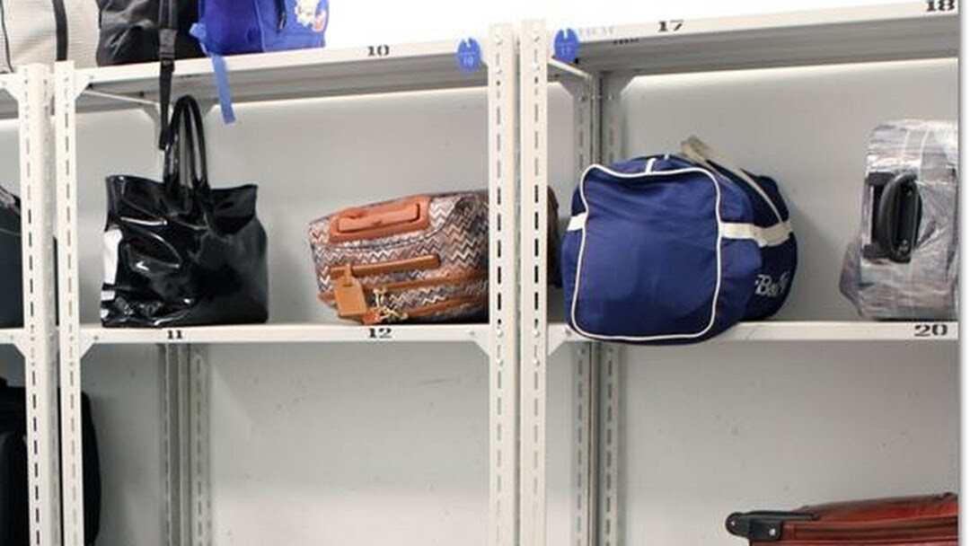 Store your luggage