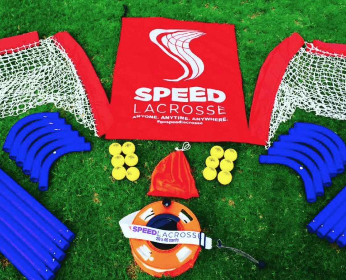 SPEED Lacrosse Basics Kit