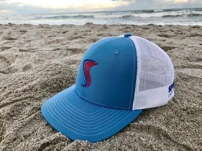SPEED Lacrosse Trucker hat