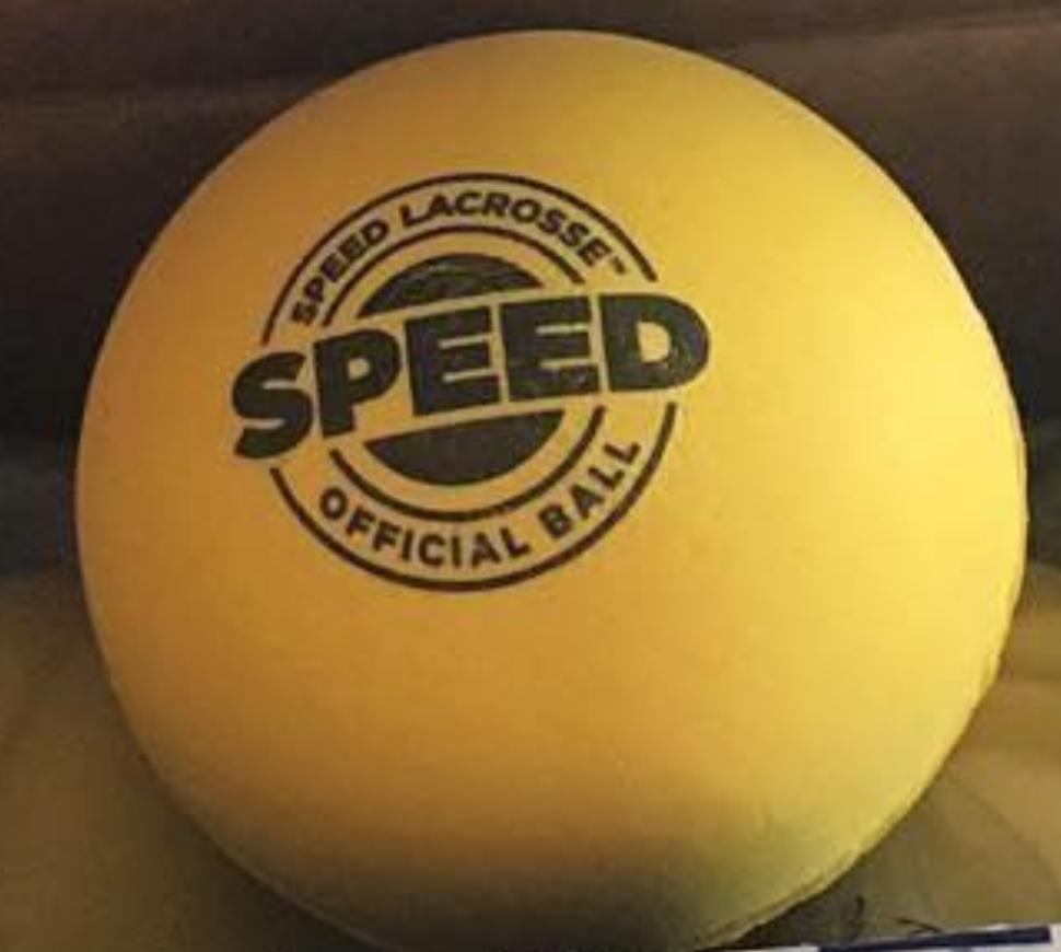 Speed Lacrosse Balls (1 Dozen)