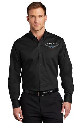 Port Authority® SuperProTM Twill Shirt