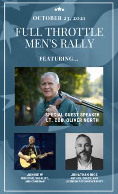 Full Throttle 2021 Men's Rally General Admission