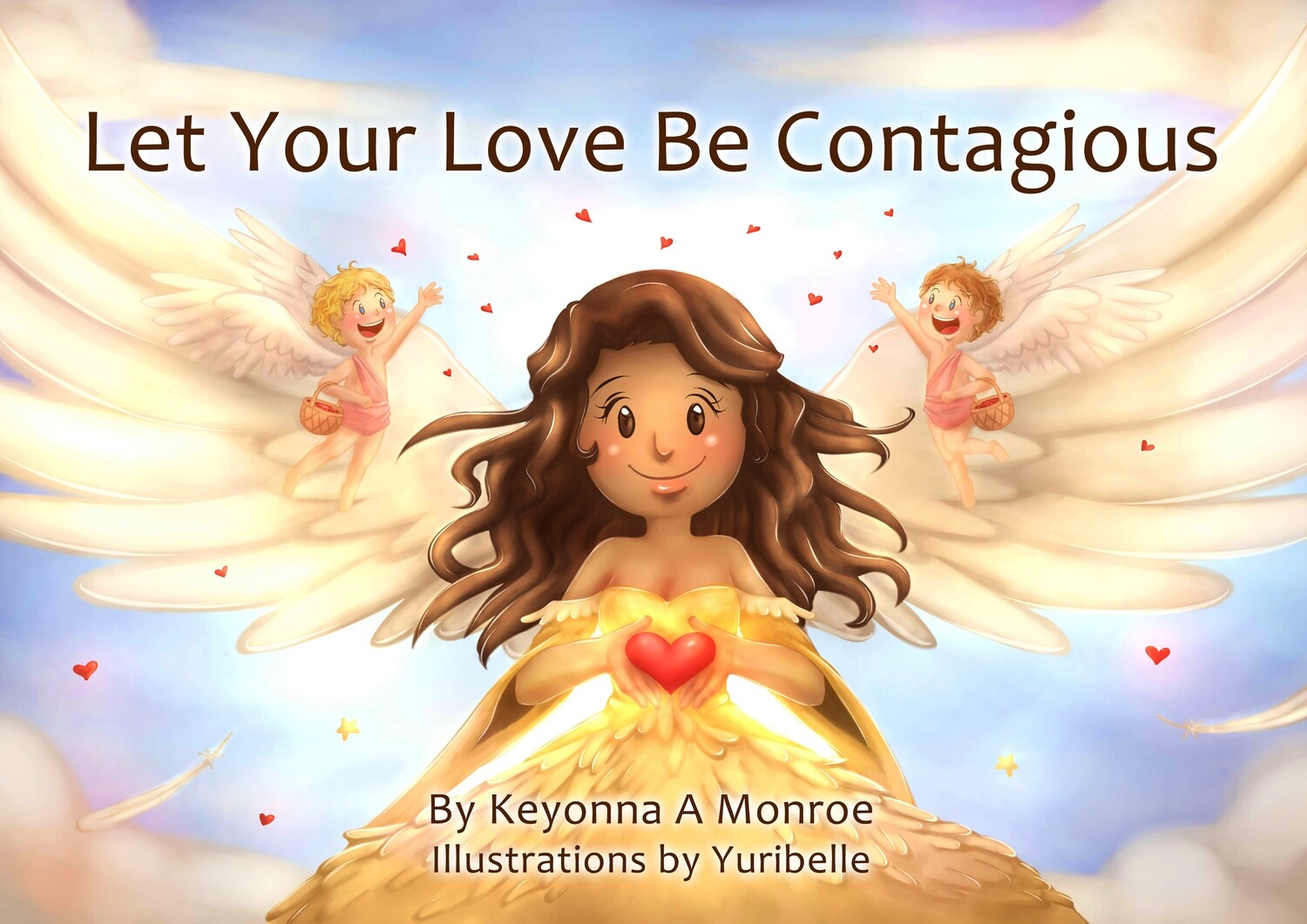 Let Your Love Be Contagious (Paperback+Worksheets)