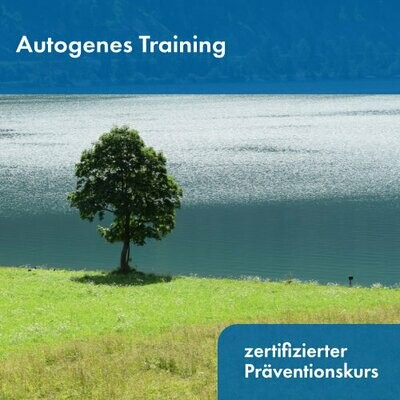 Präventionskurs Autogenes Training