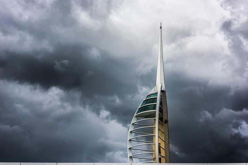 Emirates Spinnaker Tower Portsmouth - 12