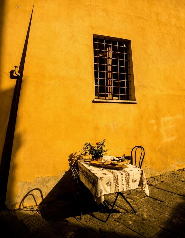 Tuscan evening - 12
