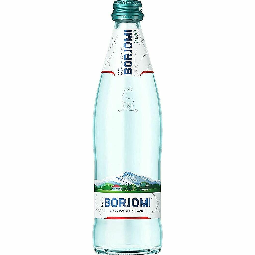 """Минеральная вода """"Боржоми"""""""