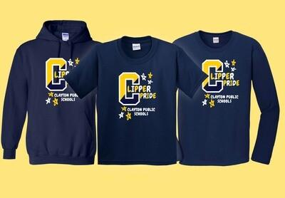 Clayton Pride Shirts