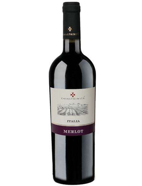 750ml Merlot –  Casaltrinità (Puglia)