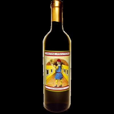 750ml Catarratto – Donna d'Oro, Cantine Privitera (Sicílie)